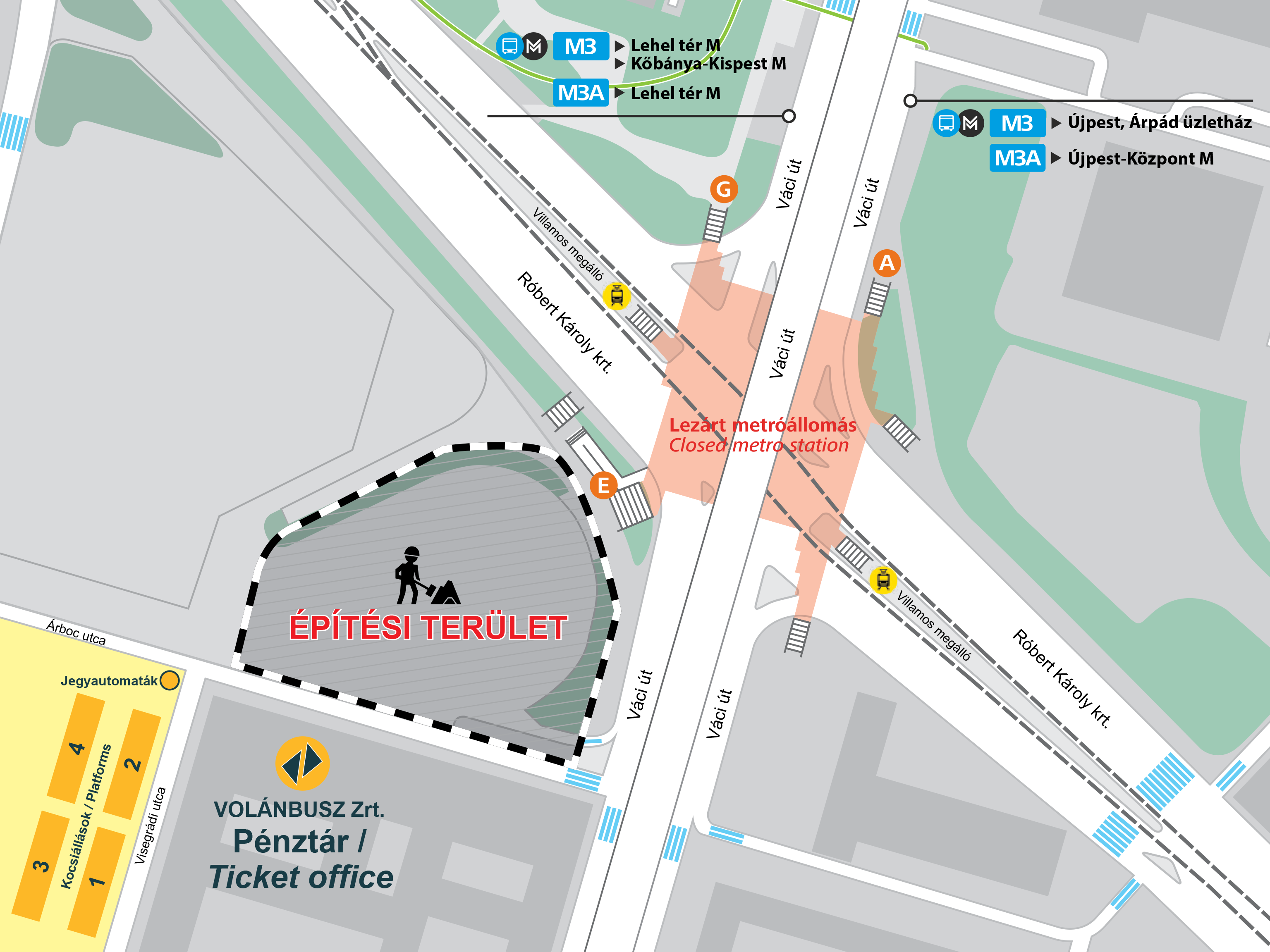 árpád Híd Autóbusz állomás Térkép | Térkép 2020