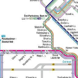 érd autóbusz állomás térkép Érd   Menetrend érd autóbusz állomás térkép