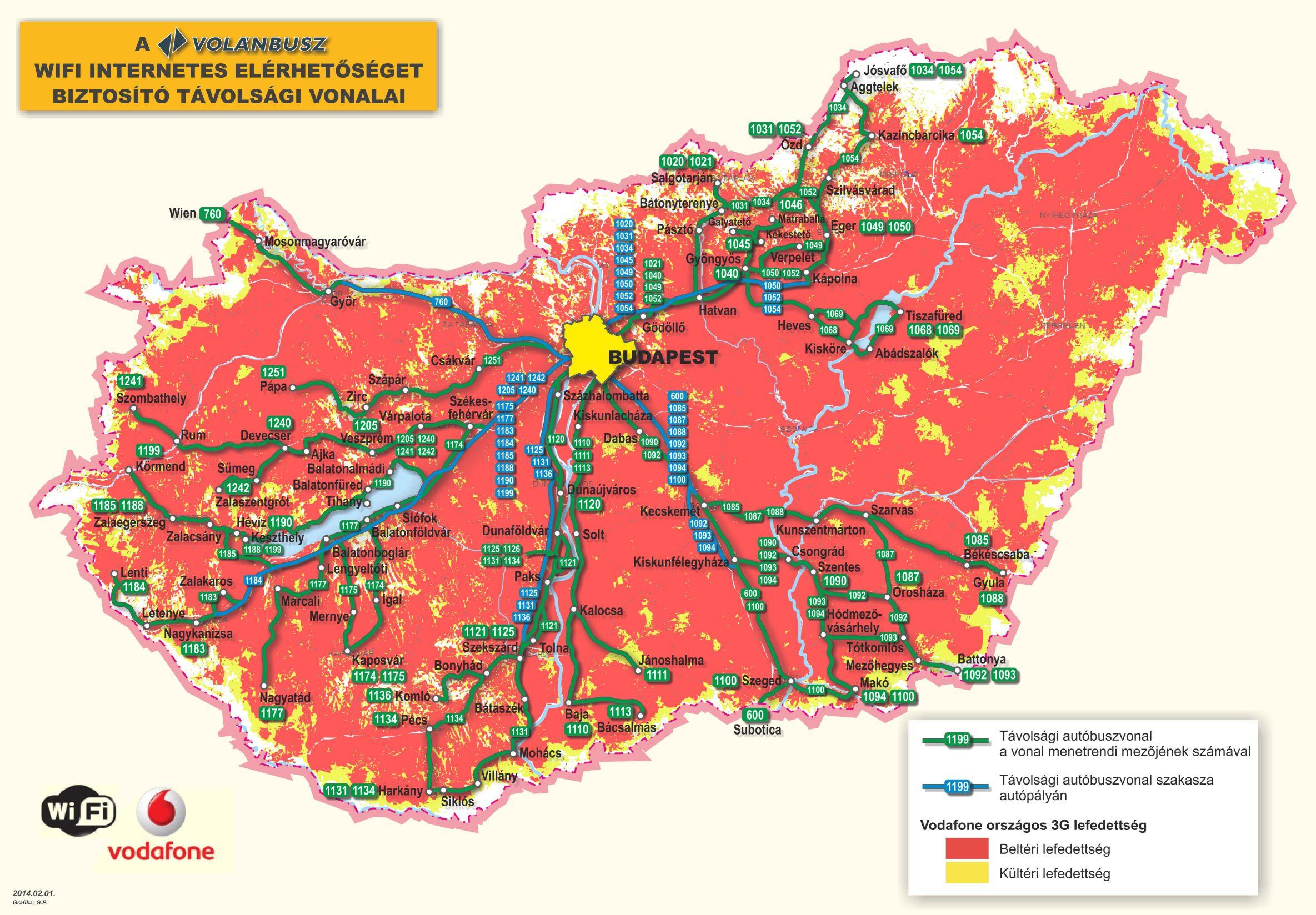 wifi térkép budapest WIFI a buszokon   Utazási információk wifi térkép budapest