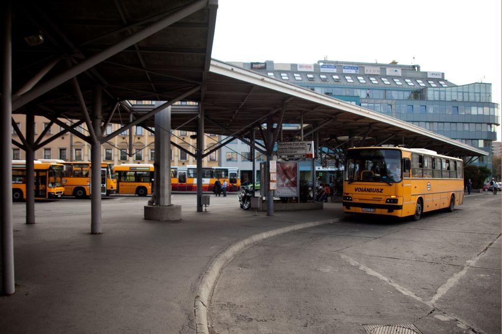 budapest árpád híd autóbusz állomás térkép Képek a VOLÁNBUSZ autóbusz állomásokról   Utazási információk budapest árpád híd autóbusz állomás térkép
