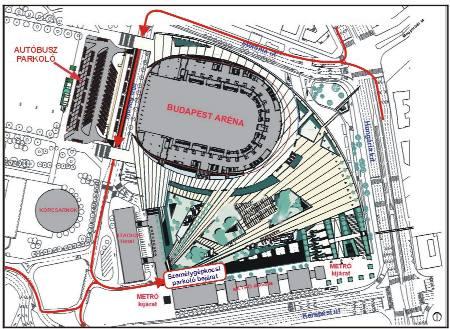 budapest térkép stadionok Budapest   Travel information budapest térkép stadionok